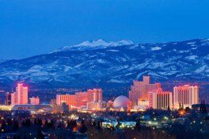 Reno Nevada big city life