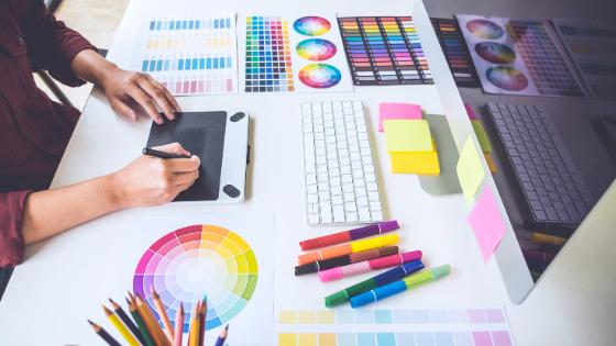 create captivating graphics